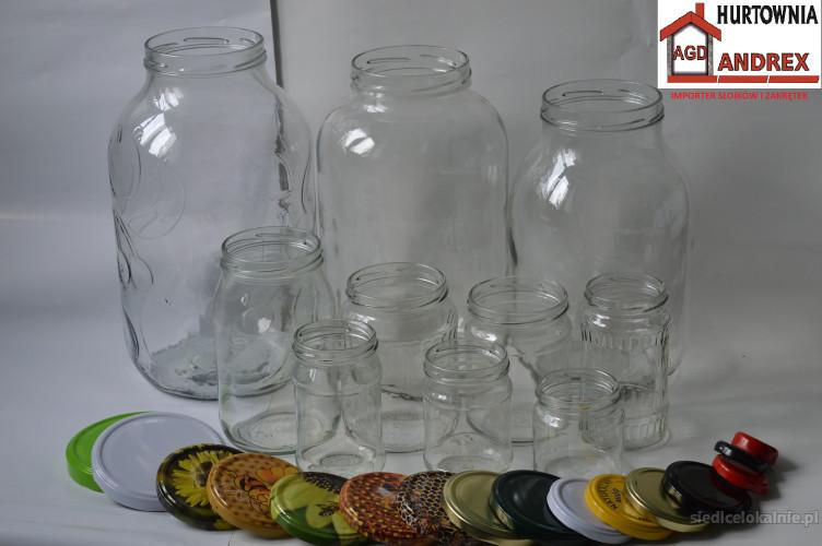 Importer słoików szklanych i zakrętek typu Twist