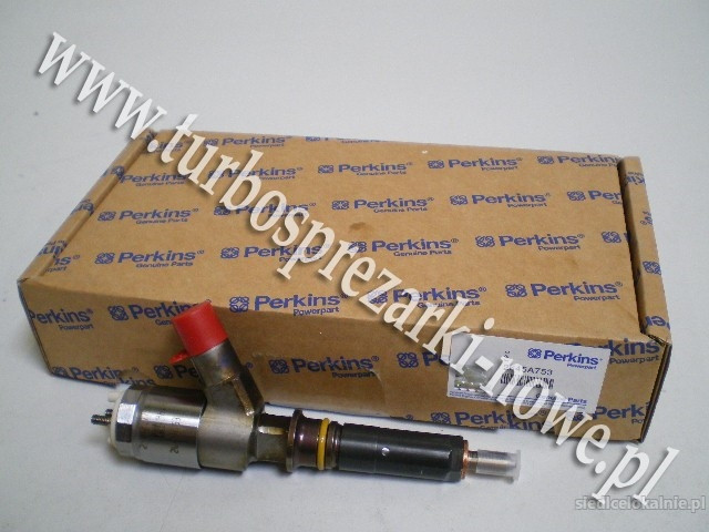 Wtryskiwacze - Wtryskiwacz paliwa CR Delphi  2645A752 /  264