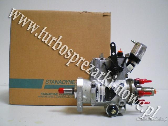 Pompy wtryskowe Stanadyne - Pompa wtryskowa Stanadyne  DB263